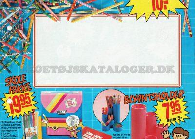 1987 Skolestart
