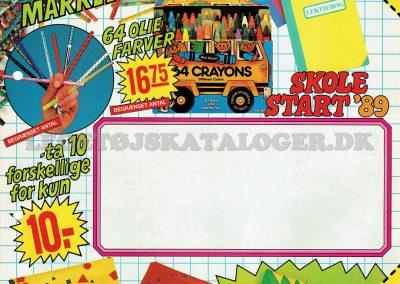 1989 Skolestart