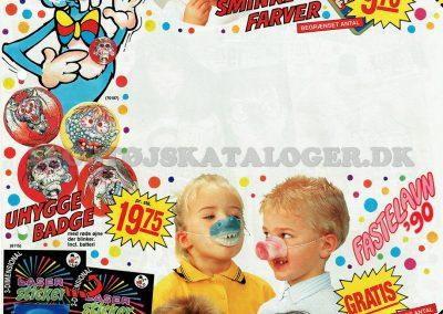 1990 Fastelavn