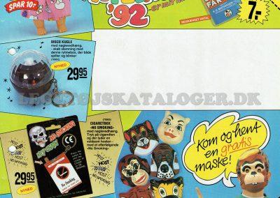 1992 Fastelavn