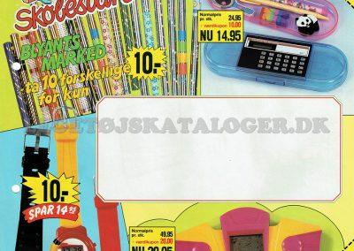 1992 Skolestart