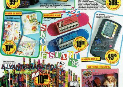 1995 Skolestart