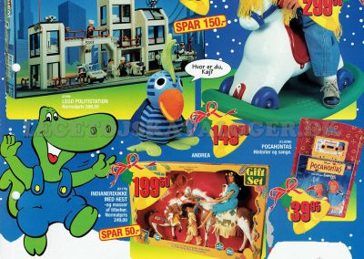 1995 Juletilbud 2