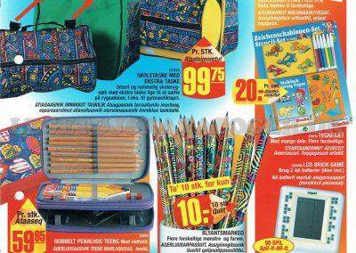 1996 Skolestart