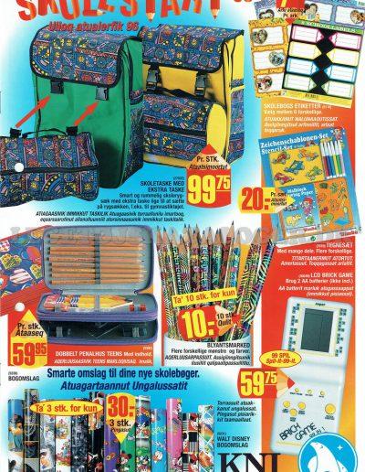 1996 Skolestart - Forside