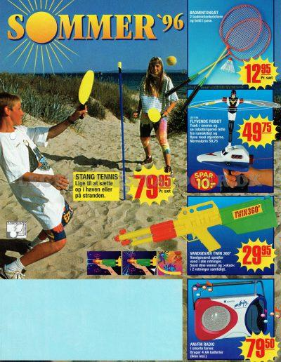 1996 Sommer 1 - Forside